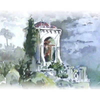 Watercolor Classes 1 - 2